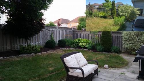Backyard Gardening Design After