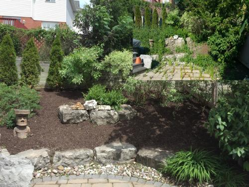 Backyard Ideas Patio Spring Clean-Up After 1