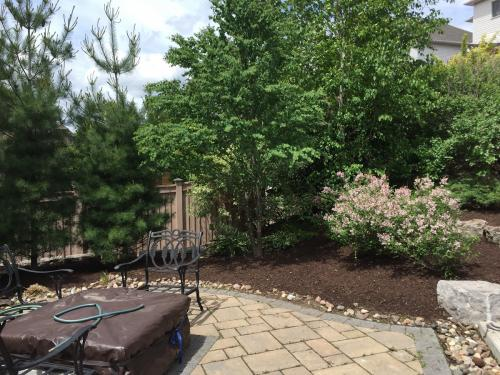 Backyard Ideas Patio Spring Clean-Up After 3