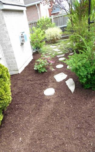 Backyard No Grass Solution  Ideas