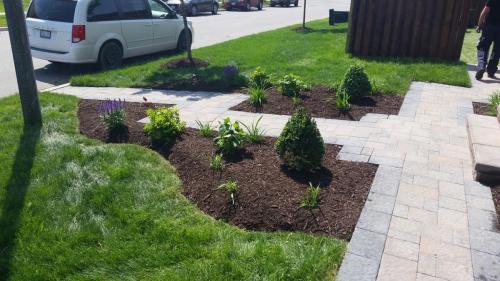 Front Yard Garden Edging Ideas After 2