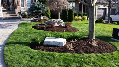Front Yard Garden Ideas Edging