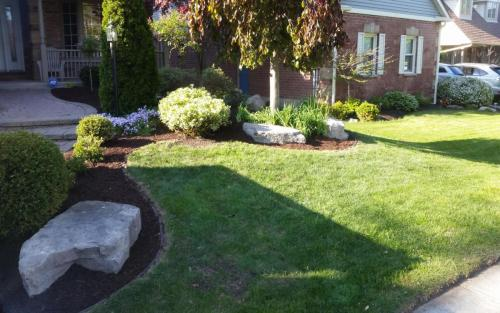 Garden Bed Pruning and Clean-Up 2