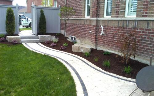 Landscape Garden Planting Design