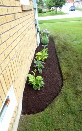 Small Front Garden Installation2
