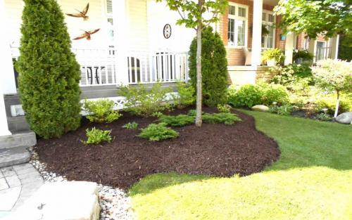 Small Garden Installation  Design