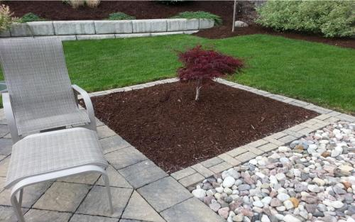 Square Garden Bed