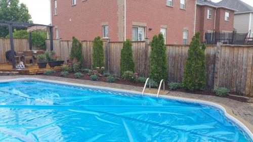 Backyard Pool Landscaping Garden Design After 2